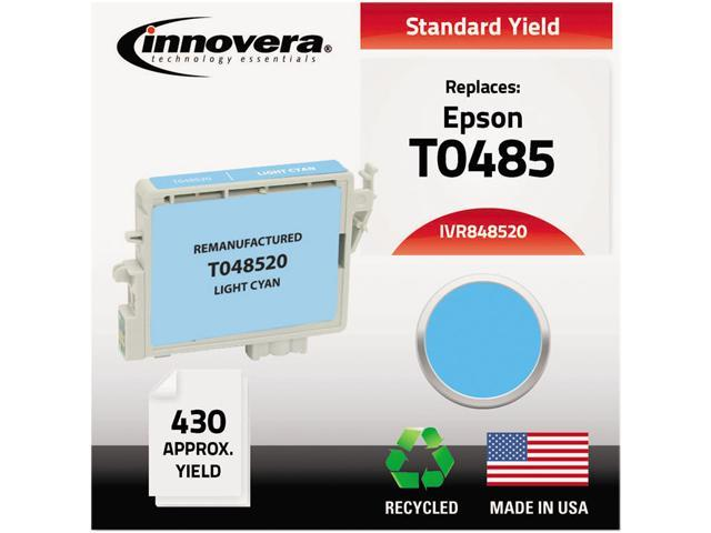 Innovera 848520 Compatible Remanufactured T048520 Ink Light Cyan