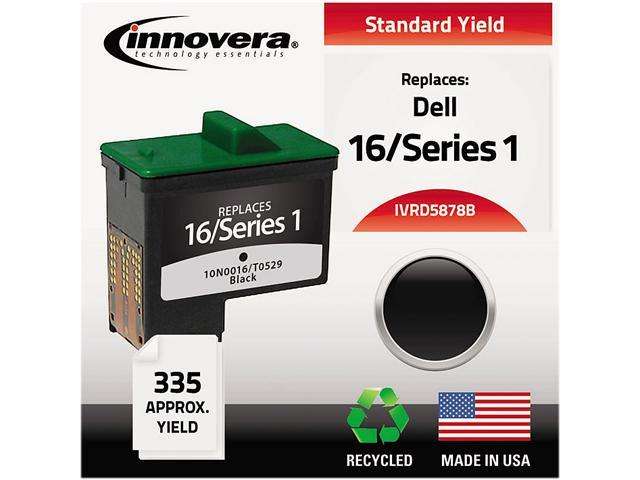 Innovera D5878B Compatible Remanufactured T0529/N5878 (Series 1) Ink Black