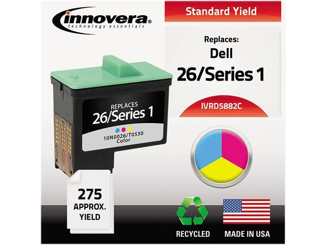 Innovera D5882C Compatible Remanufactured Series 1 T0530 Ink Tri-Color