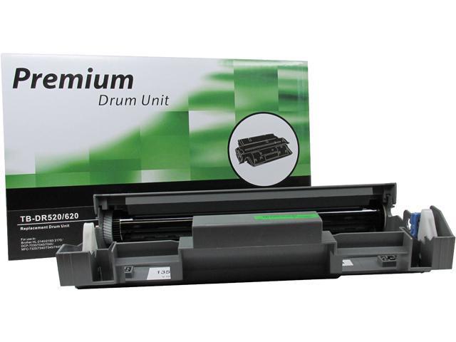 Green Project TB-DR520/DR620 Black Toner