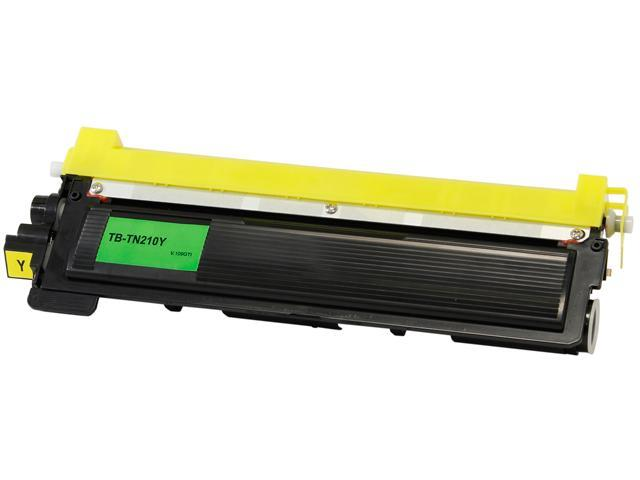 Green Project TB-TN210Y Yellow Toner