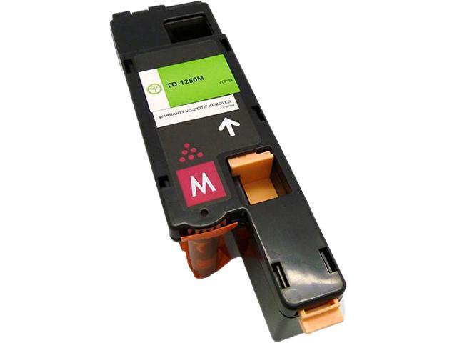 Green Project TD-1250M Magenta Toner