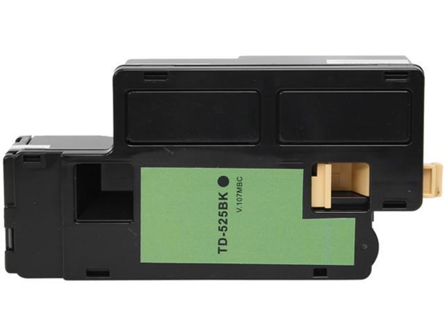 Green Project TD-525BK Black Toner