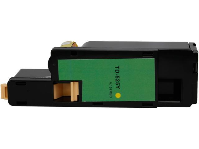 Green Project TD-525Y Yellow Toner