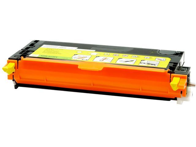 Green Project TDR-3130Y Yellow Toner