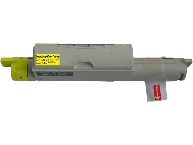 Green Project TDR-5110Y Yellow Toner