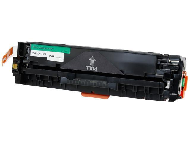 Green Project TH-CC532AY/118Y Yellow Toner