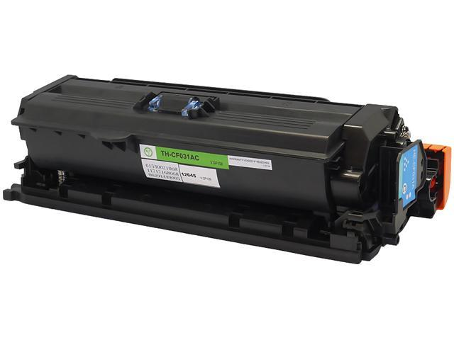 Green Project TH-CF031AC Cyan Toner