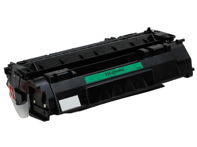 Green Project TH-Q5949A Black Toner