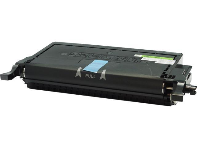 Green Project Compatible Samsung CLPK660B Black Toner Cartridge