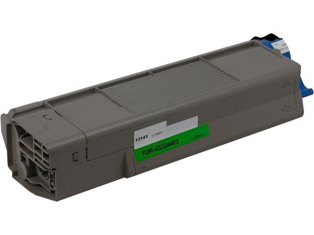 Green Project Compatible Minolta 43324403 Cyan Toner Cartridge