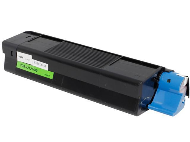 Green Project Compatible Minolta 42127402 Magenta Toner Cartridge