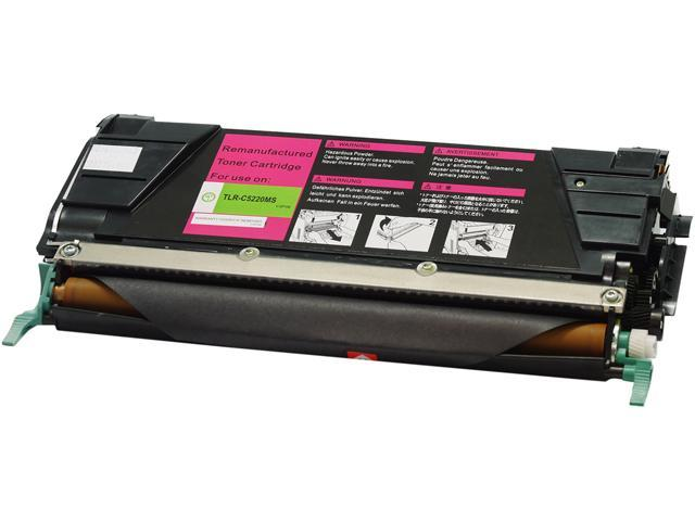 Green Project Compatible HP C5220MS Magenta Toner Cartridge