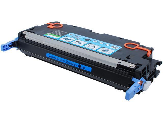 Green Project Compatible HP Q7561A Cyan Toner Cartridge