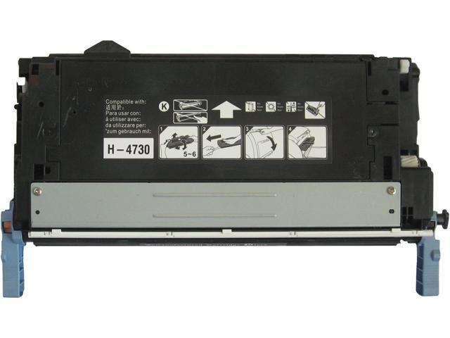 Green Project THR-Q6460ABK Compatible HP Q6460A Black Toner Cartridge