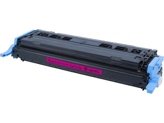 Green Project THR-Q6003AM Compatible HP Q6003A Magenta Toner Cartridge