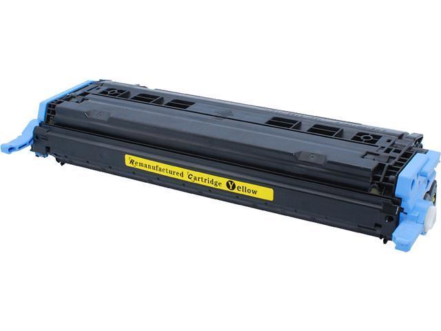 Green Project Compatible HP Q6002A Yellow Toner Cartridge