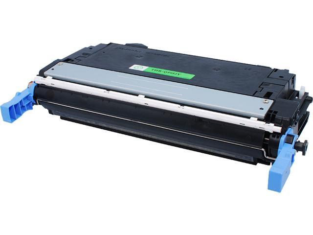Green Project Compatible HP Q5952A Yellow Toner Cartridge