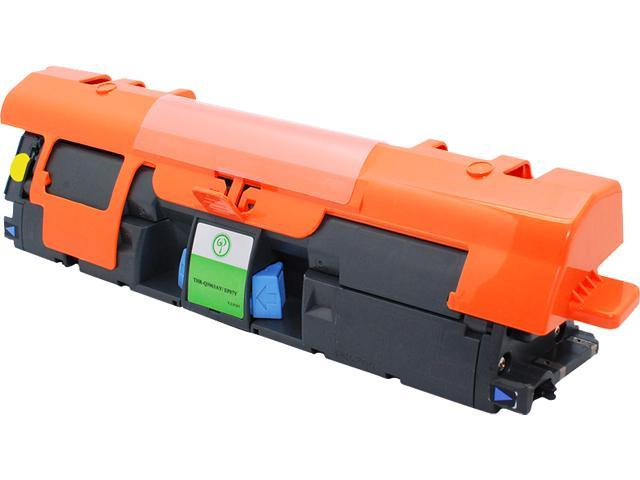 Green Project Compatible HP Q3962A Yellow, EP87 Yellow Toner Cartridge