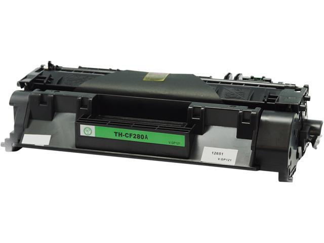 Green Project THR-CF280A Black Toner