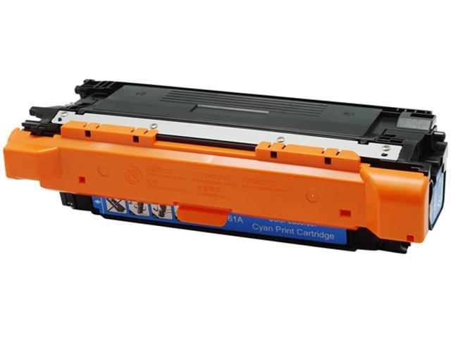 Green Project Compatible HP CE261A Cyan Toner Cartridge