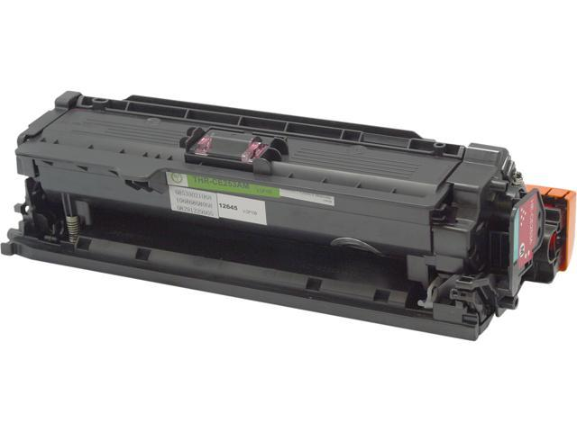 Green Project Compatible HP CE253A Magenta Toner Cartridge