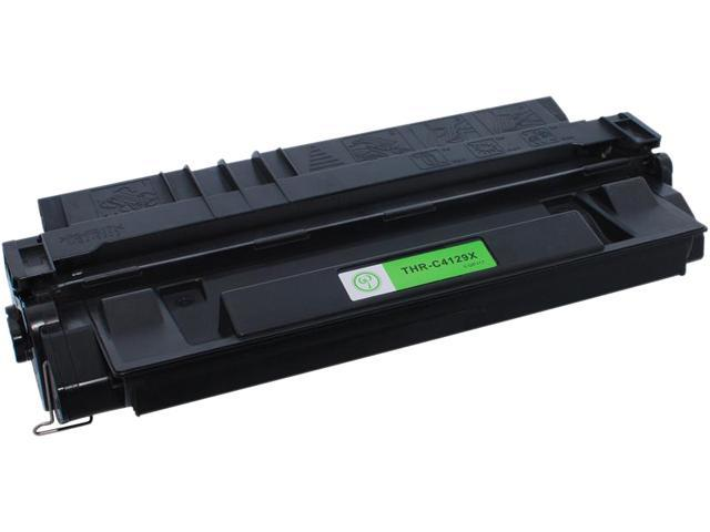 Green Project THR-C4129X Black Toner