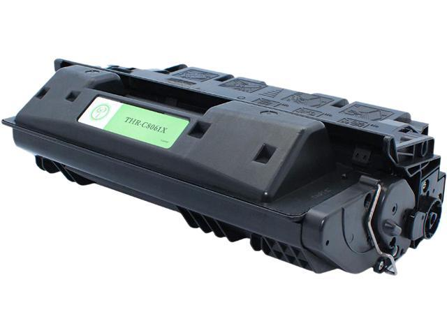Green Project THR-C8061X Black Toner