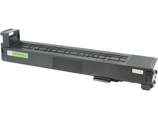 Green Project THR-CB381AC Cyan Toner