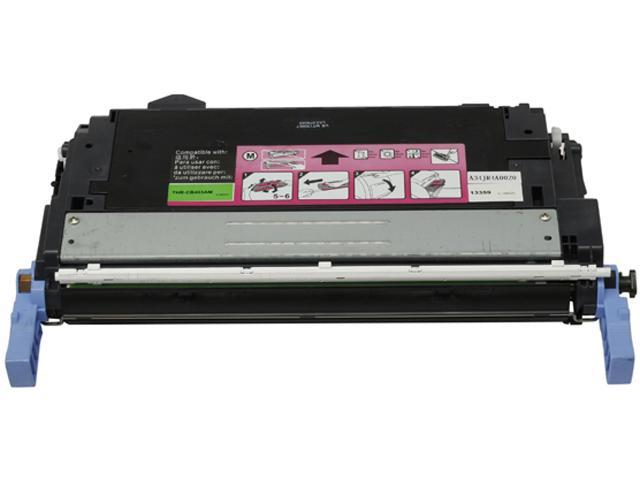 Green Project THR-CB403AM Compatible HP CB403AM Magenta Toner Cartridge