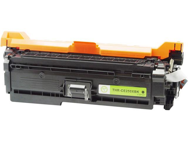 Green Project THR-CE250X Compatible HP CE250X Black Toner Cartridge