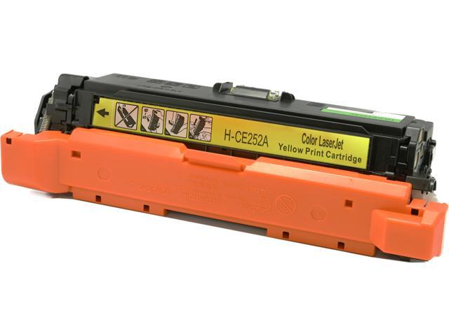 Green Project THR-CE252AY Yellow Toner