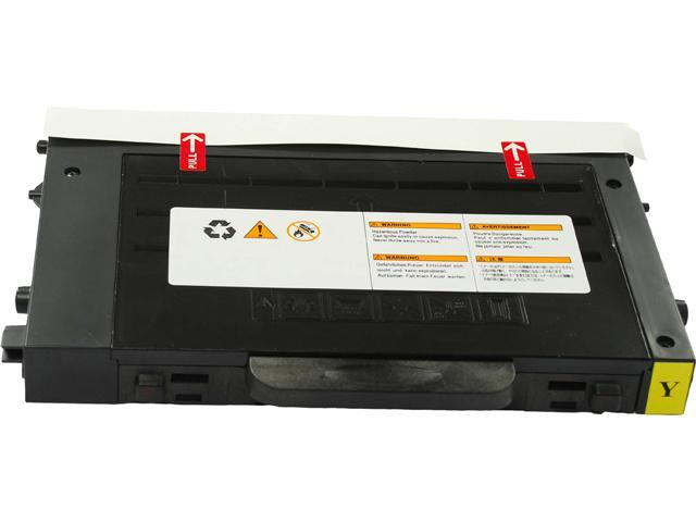 Green Project TSR-CLP510D5Y Yellow Toner