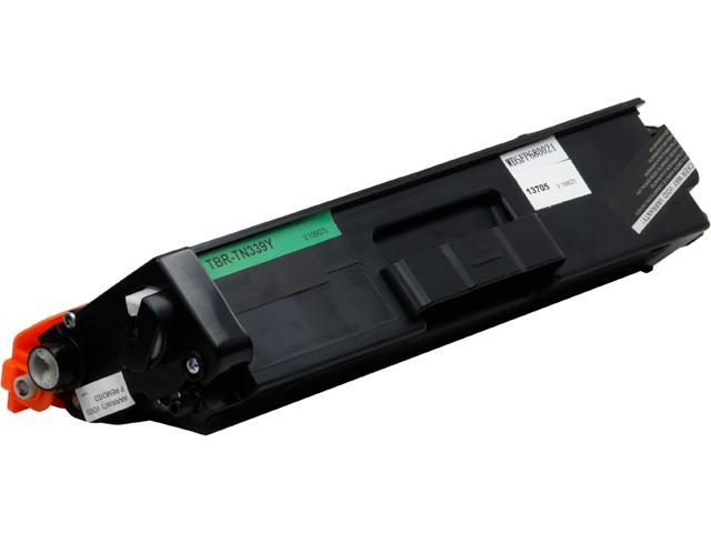Green Project TBR-TN339Y Toner Reman Brother TN 339 Yellow