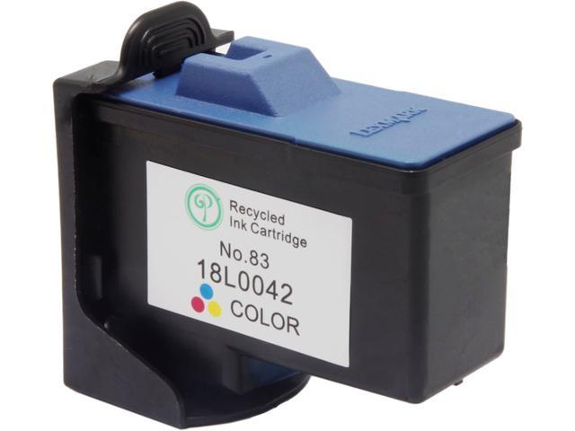 Green Project L-18L0042(83) Compatible Lexmark 83 Color Ink Cartridge