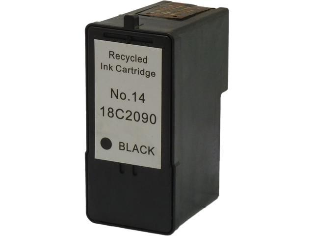 Green Project L-18C2080(14A) Compatible Lexmark 14A Black Ink Cartridge