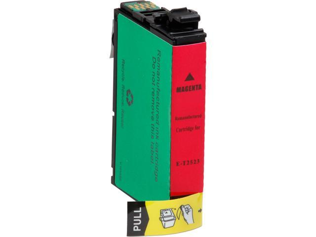 Green Project E-T2523 Compatible Epson E-T2523 Magenta Ink Cartridge