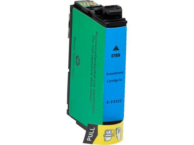 Green Project E-T2522 Compatible Epson E-T2522 Cyan Ink Cartridge