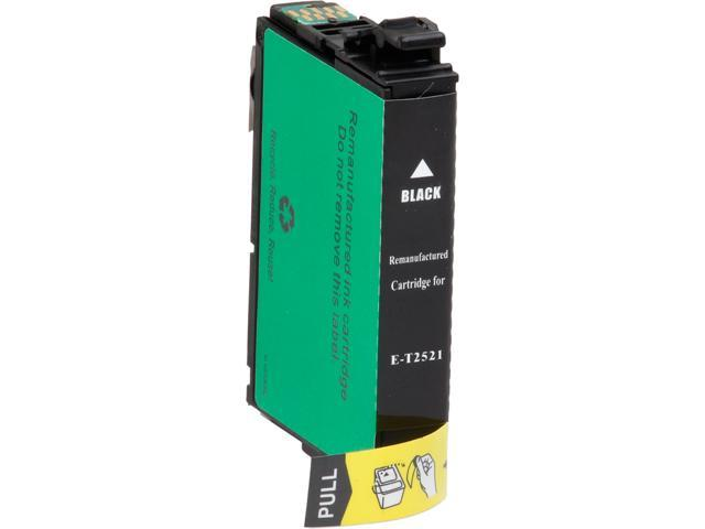 Green Project E-T2521 Compatible Epson E-T2521 Black Ink Cartridge