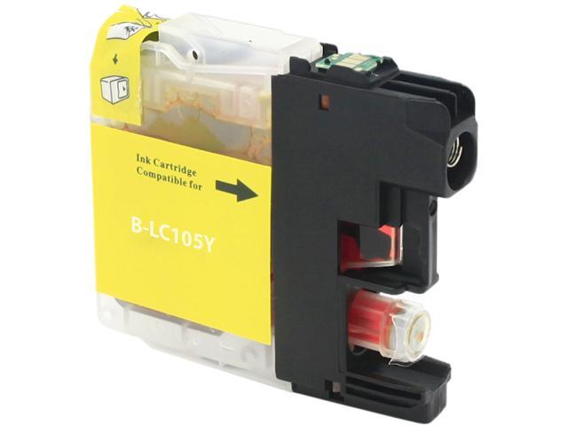 Green Project B-LC105Y Compatible Brother LC 105 Yellow