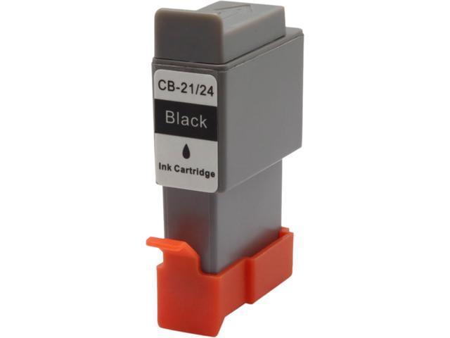 Green Project C-BCI21/24BK Compatible Canon BCI21/24 Black