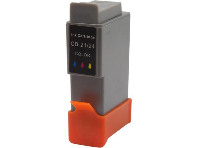 Green Project C-BCI21/24CMY Compatible Canon BCI/21/24 Color (Cyan, Magenta, Yellow)