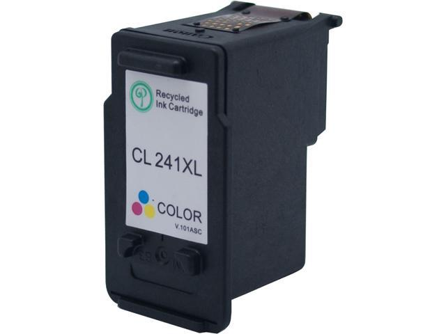 Green Project C-CL241XL Compatible Inkjet Canon CL 241 High Yield Color