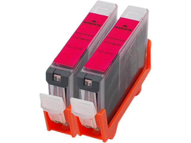 Green Project C-CLI221MR Magenta Ink Cartridge