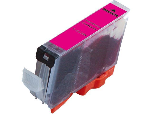 Green Project C-CLI8M Magenta Ink Cartridge