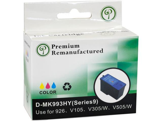 Green Project D-MK993HY Compatible Dell MK993HY Color