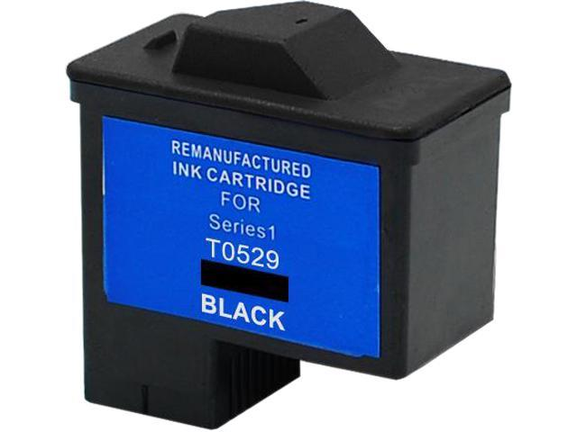Green Project D-T0529 Compatible Dell T0529 Black