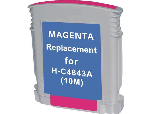 Green Project Compatible HP 10 Magenta