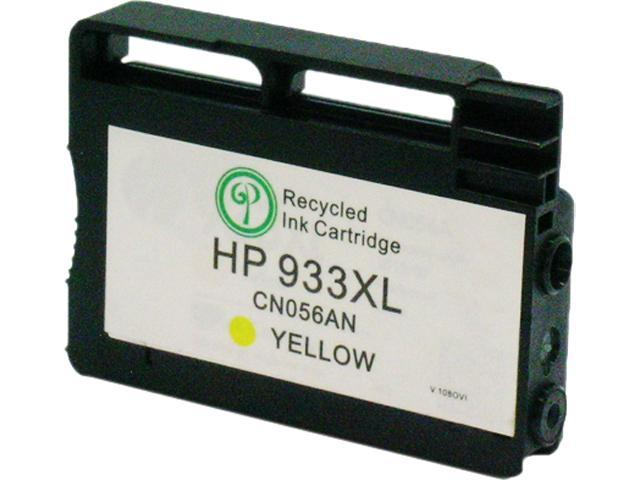 Green Project Compatible HP 933 Yellow High Yield