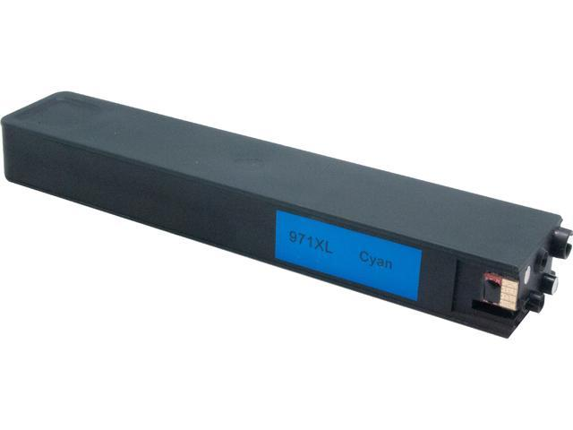 Green Project Compatible HP 971 Cyan High Yield